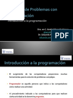 1. Ciclo de Desarrollo de Programas