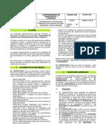 ANEXO 94 ESPECIFICACIONES TECNICAS 84 Preparación de Superficie Por Sponge Blasting, Incluye Rasqueteo