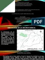 microcuenca juñuapa
