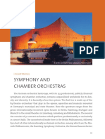 06 Symphony and Chamber Orchestras