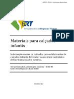 Materiais Para Calçados Infantis
