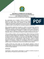 BRASIL INDC Portugues