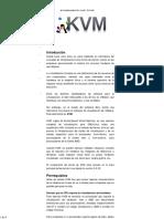 Virtualización Con KVM