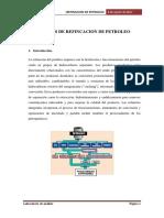 Procesos de Refincacion de Petroleo