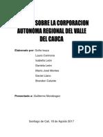 Informe Cvc