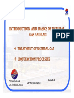 Introduction and Basics of Natural Gas and LNG