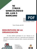 Presentacion Final-Clinica Marcano