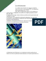 Geometria de Baleo o Perforaciones
