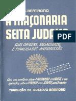 a maçonaria seita judaica - l. bertrand (tradução g. barroso).pdf