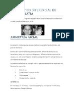 Diagnostico Diferencial de Laterognatia en Ortodoncia