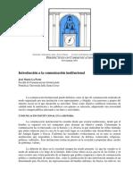 Comunicacion Institucional 1