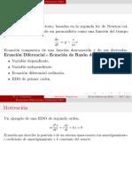 Solucion Numérica de EDOs