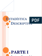 1.- ST - Estadistica Descriptiva
