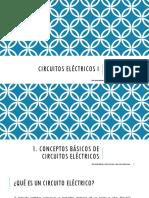 1 Conceptos Básicos de Circuitos Eléctricos