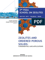 Zeolites and Ordered Porous Solids_fundamentals and Applications