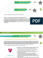 Plan de Accion 2017 -Sennova Lineamientos