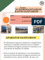 Unidad 2 y 3. Serv. Hidrosanitarios y Aparatos Sanitarios.pptx