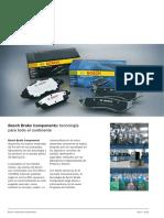 Pastillas_frenos Catalogo Bosch