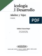 Berger, K. Psicología Del Desarrollo, Adultez y Vejez. Cap. 2