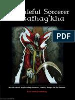 The Baleful Sorcerer of Tsathagkha (6355165)