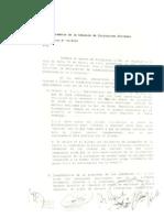 Escrito oficialismo