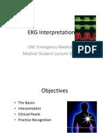EKG Interpretation