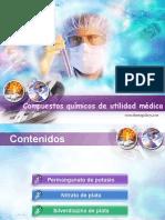 Compuestos Qumicos en Medicina