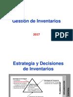 Gestión de Inventarios 2017