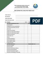senarai semak sistem fail linus ppd timur laut 2015.doc