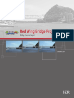 Red Wing Bridge Project - Bridge Concept Report