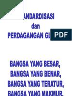 Standardisasi Dan Globalisasi 22102013