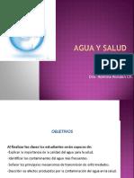 Agua y Salud Pública Contaminacion Del Agua