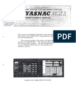 TOE C843 7.35D_MX1 Maintenance Manual