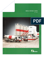 Mobile Series Batching Plants