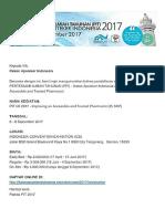 PIT IAI 2017, 6-8 Sept 2017