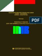 1861_Pedoman Teknis IMB Gedung.pdf
