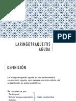 laringotrqueitis