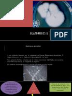 Blatomicosis