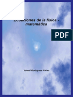 Ecuaciones de La Física - Matemática - Yoisell Rodríguez Núñez