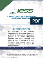 El Papel Del Cliente y Familia en Materia de Seguridad (1)