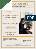 Prosedur Online Courses BPMTP