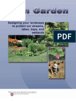 Rain Garden Handbook for Western Washington Homeowners