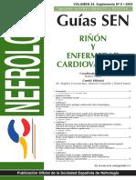 Riñon y Enfermedad Cardiovascular. 2004. Suplemento.