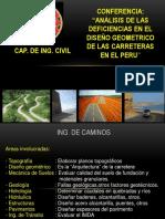 Deficiencias Diseño Geometrico carreteras Perú.pptx
