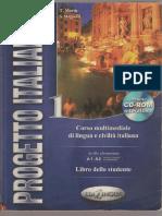 Progetto Italiano 1 Libro Dello Studente