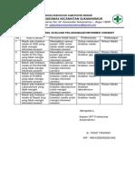 7.4.4.5 Tindak Lanjut Hasil Evaluasi Informed Consent