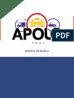 Manual de Marca - Apolo Taxi