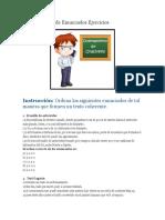 Ordenamiento de Enunciados Ejercicios.docx
