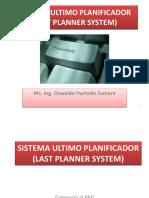 Sistema El Ultimo Planificador