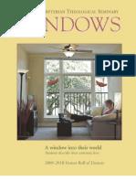 Vol 125-3-2010 Summer Windows